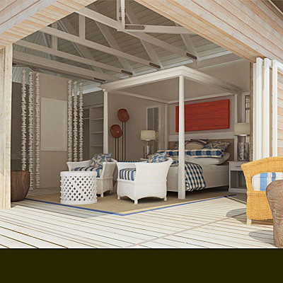 3d max lodge resort
