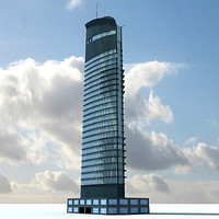 3D Building 56