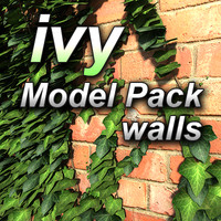 ivy model pack 01 - walls