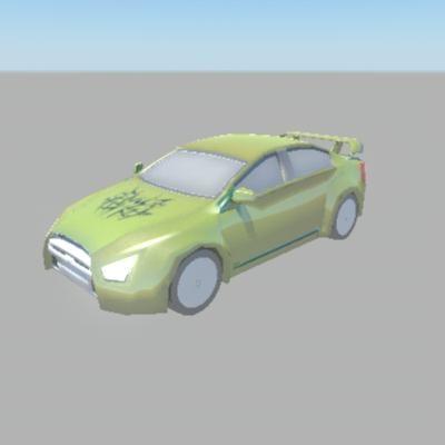 maya car