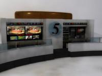 maya broadcast control room
