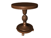 Classic End Table II