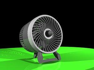 desk fan dxf free