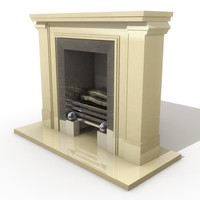 3d place fireplace