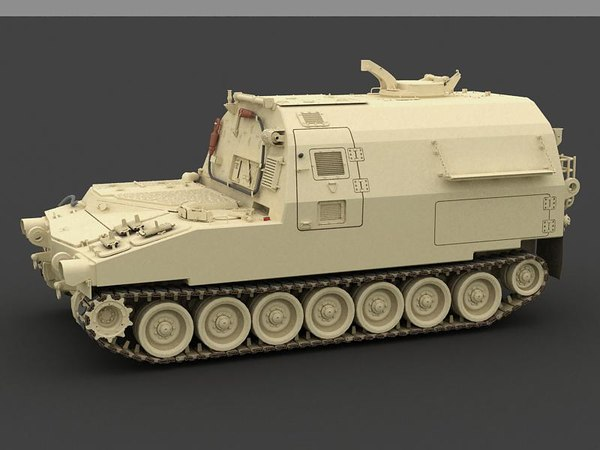 3d model m992 faasv
