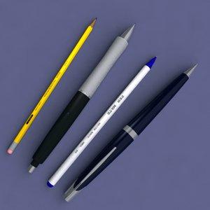 pen pencil 3ds