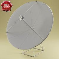 Satellite aerial V4