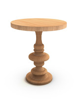 table entourage 3d model