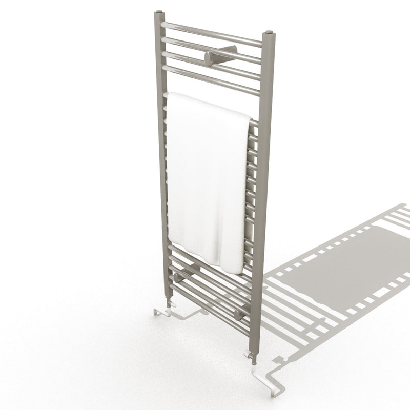 3d towel rack model