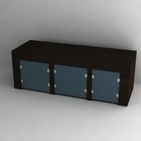 cupboard obj