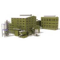 3d model factory 1