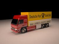 3d truck hd