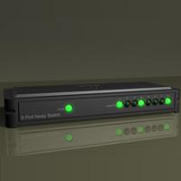 3d switch model