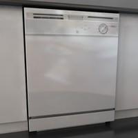 TEX Dish Washer-C4D