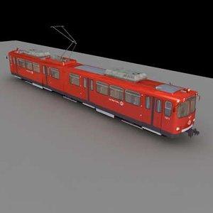maya san trolley train passengers