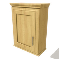 kitchen wall cupboard 3d ma