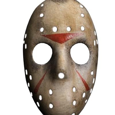 3dsmax jason mask