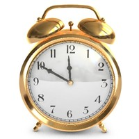 alarm clock c4d