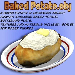 maya baked potato