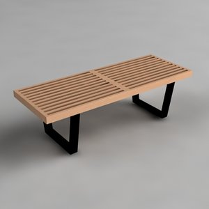 max george nelson benches