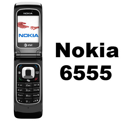 3d nokia 6555 cell phone