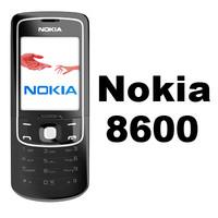 3d nokia 8600 model