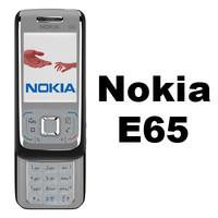 3d nokia e65