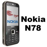 nokia n78 3d max