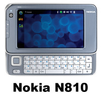 nokia n810 3d max