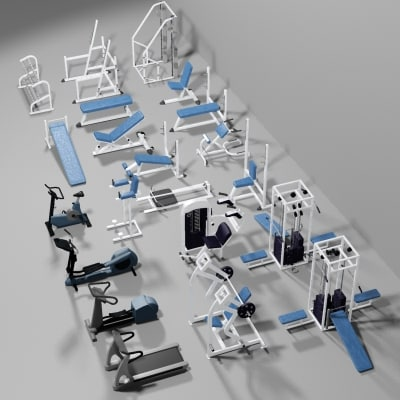 gym exercise max