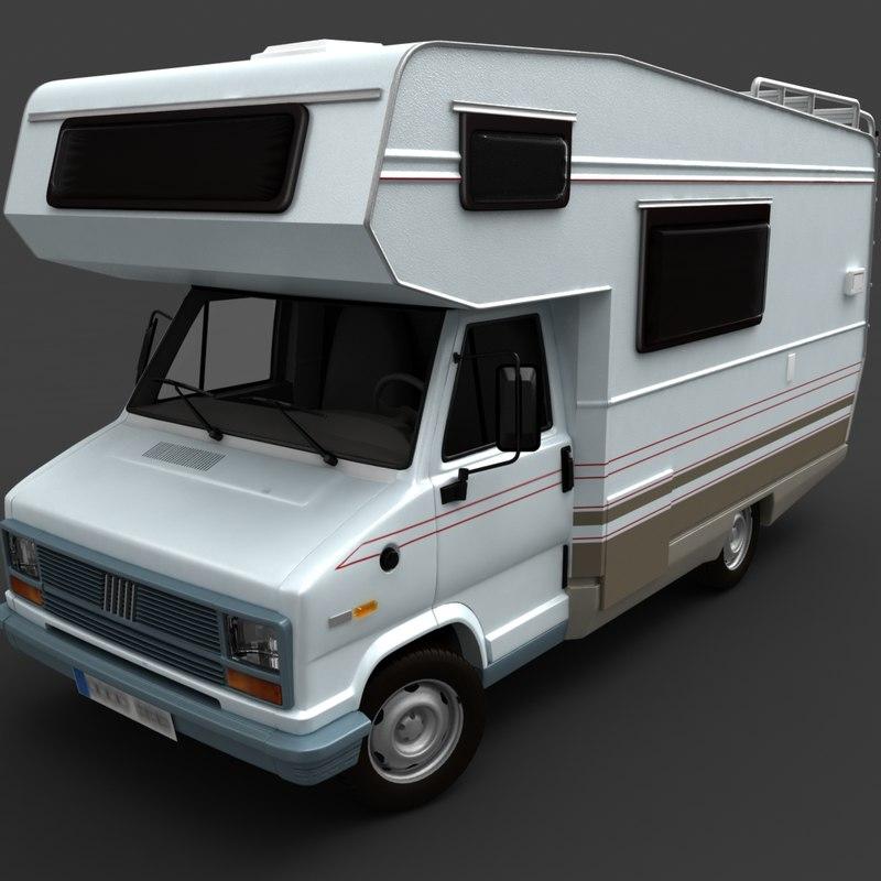 maya recreation caravan