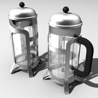 coffee v3 3d model