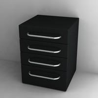 3d model cupboard