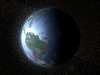 photoreal earth 3ds
