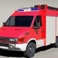MS Firetruck