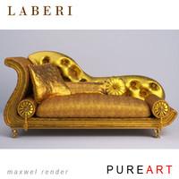 3ds max classic sofa