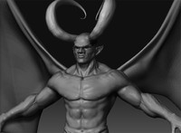 ma demon body