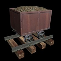 max rusty cart