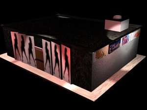 3d model strip club