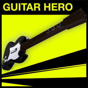 guitar hero obj