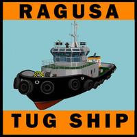 max tug vessel port
