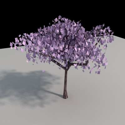 3ds max tree architectural