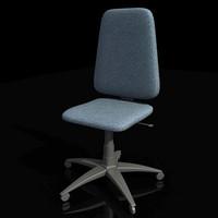 chair office 3d model