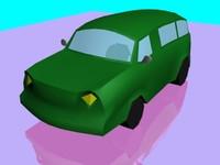 free max model classic car