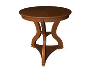 Classic End Table