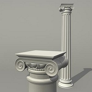 column 3ds free