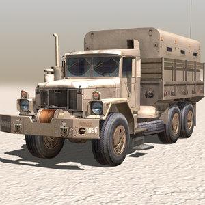 maya military truck