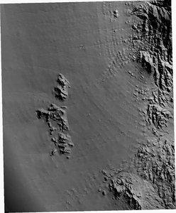 polymesh terrain surface 3d dwg