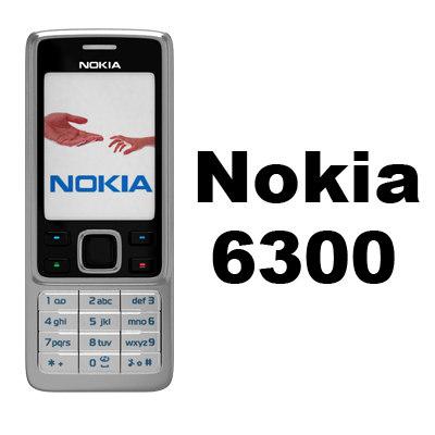 3ds max nokia 6300