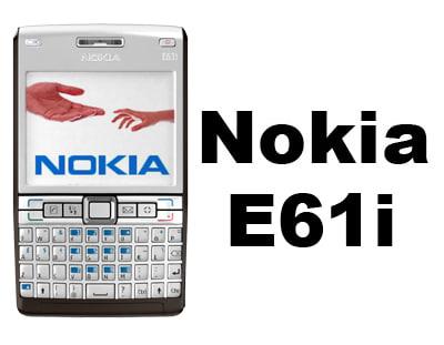 nokia e61i cell phone max